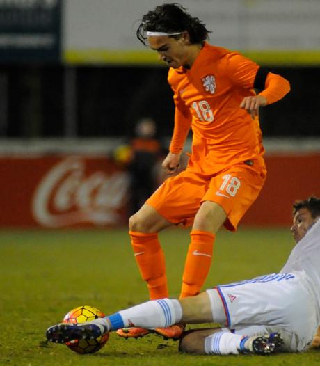 NEC hoeft Nijmeegs Real Madrid-talent niet