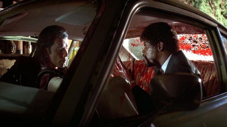 Still uit Pulp Fiction. Beeld