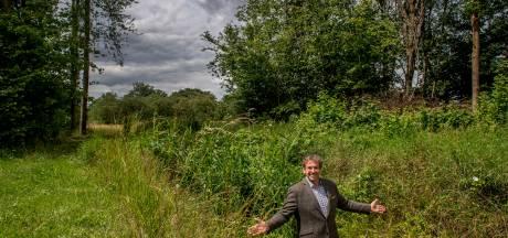 Landgoed Hemmen strijdt tegen rioolbuis onder bos en begraafplaats