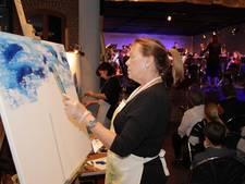 Kunstveiling brengt 2.800 euro op voor Jubilate Deo