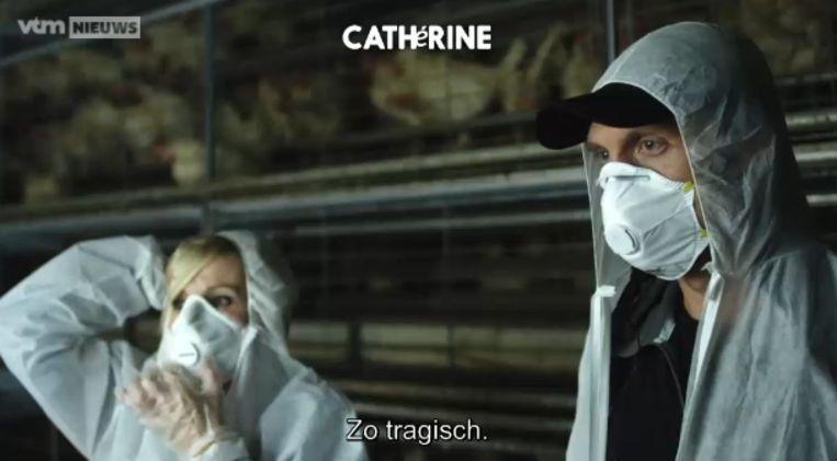 Cathérine Moerkerke mocht voor VTM heel uitzonderlijk mee op nachtelijke strooptocht met Animal Rights. Met een cameraploeg ging ze het bedrijf mee binnen en legde ze de wantoestanden vast. Ze toont ook wie de mensen achter Animal Rights zijn, wat hen drijft en wat ze al bereikten in ons land. Haar verslag is dinsdagavond om 21.40uur te zien, in CATHéRINE, op VTM.