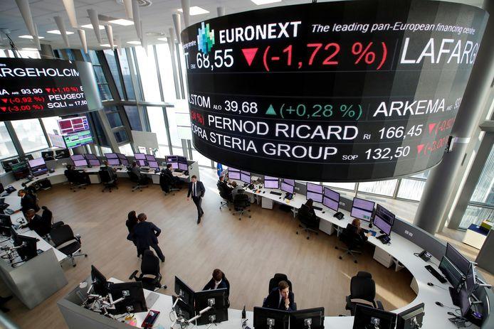 De technische storing is de grootste bij Euronext in twee jaar.