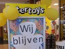Speelgoedwinkel Intertoys in Malden blijft toch open