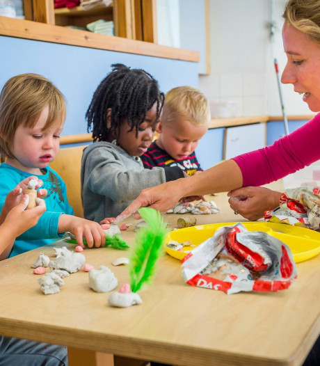 Kinderopvang verhoogt uurtarief komend jaar met 11 procent