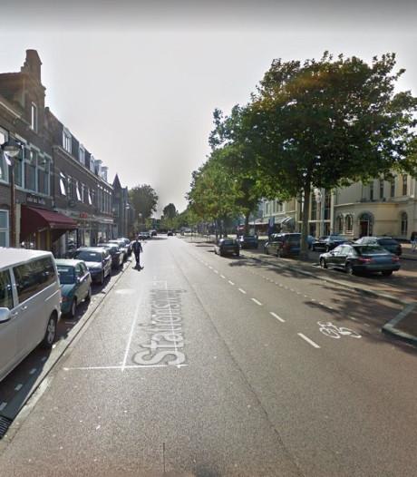 Dronken Brabander breekt binnen in Alkmaar en duikt ... op toilet