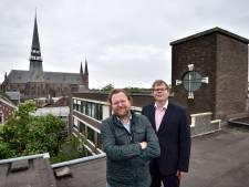'Holy parking': onderzoek naar parkeergarage in Gouwekerk