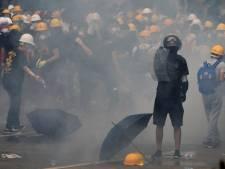 Hongkong sluit overheidsgebouwen in centrum