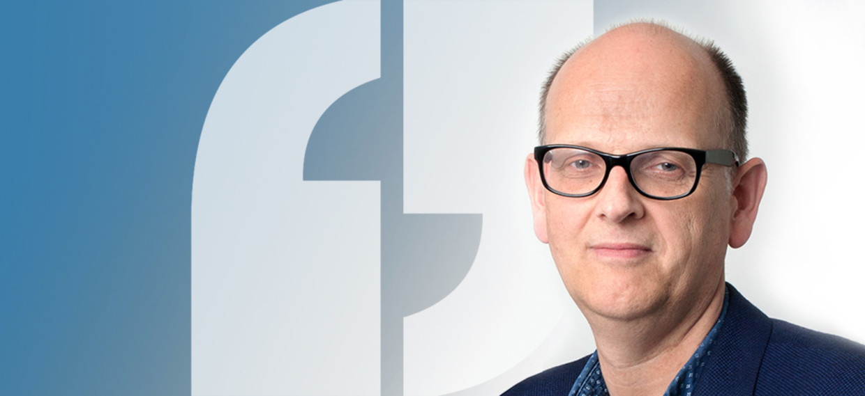Columnist Stijn Fens. Beeld Trouw