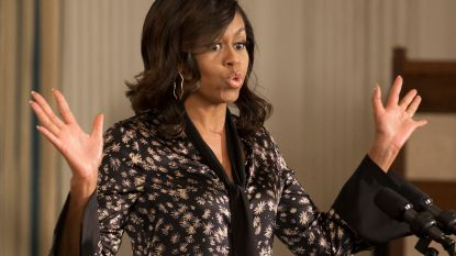 Michelle Obama is fan van 'Black Panther'