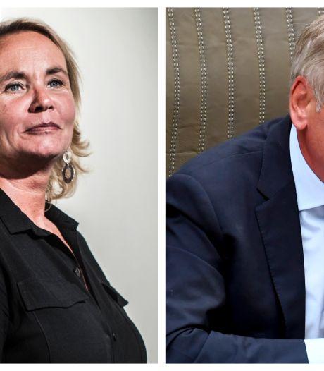 Filip Dewinter peu de temps au perchoir: Liesbeth Homans, testée négative, reprend la main