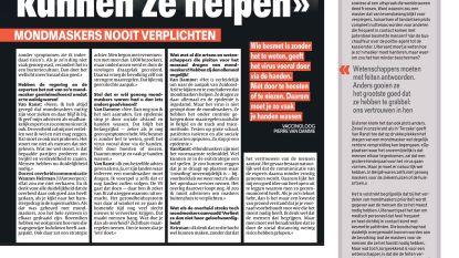 Zelfs Oezbekistan en Qatar vragen naar Vlaamse beademingstoestellen