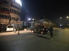 Elitetroepen beëindigen aanval hotel Kabul: acht doden onder wie aanvallers