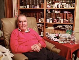 Graaf d'Udekem d'Acoz hoopt op mooie Sinterklaas en heeft daar goeie reden voor