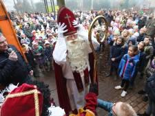 Een Sinterklaas in Goirle die alles doet, zelfs schaatsen
