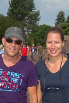 Karlyn Derks uit Helmond over de Vierdaagse: Het is een virus