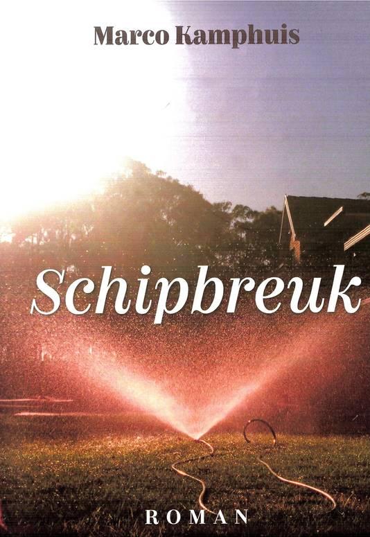 Het boek Schipbreuk van Marco Kamphuis