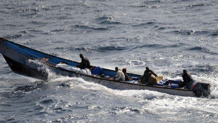 Somalische piraten Beeld anp