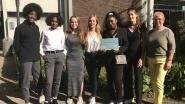 GO! Atheneum is laureaat in Vergiliusvertaalwedstrijd en ontvangt label 'Olympiadeschool Klassieke Talen'