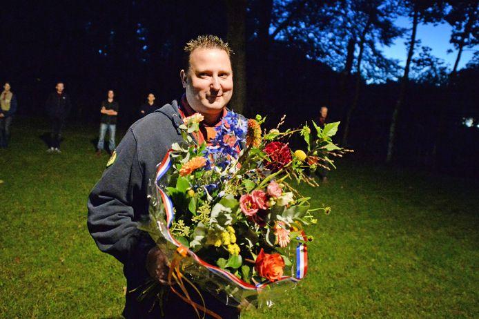 TT-2020-005095 - ENSCHEDE -   Arno Schulenberg is vrijdagavond benoemd tot Lid in de Orde van Oranje-Nassau.