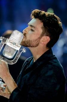 Hellevoetsluis wil Duncan huldigen, Rotterdam aast op songfestival
