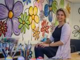 Myrthe van der Gaag exposeert bij KunstenOnder1Dak in Sint Jan