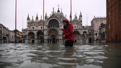 Venetië kampt met zwaarste overstromingen in 53 jaar