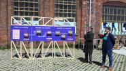 """Installatie aan Hal 5 moet nuance brengen in het debat over duur wonen in Leuven: """"Het verhaal is complexer dan men vaak denkt"""""""
