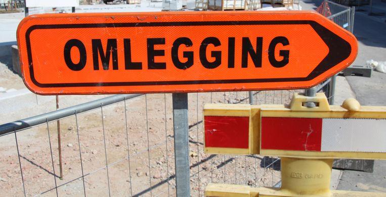 Omlegging