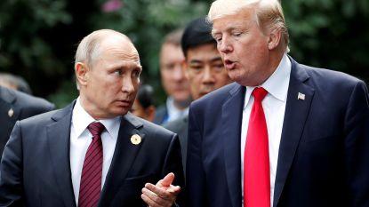 LIVESTREAM. Trump en Poetin ontmoeten elkaar  in Helsinki