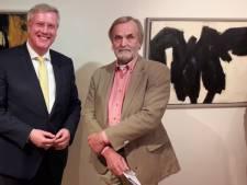 Hengelose kunstenaar Henk Lassche zoekt naar verstilling, niet naar bombarie