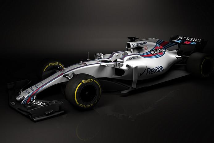 De Williams FW40.