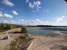 Drijvend zonnepark op zandwinplas Netterden: meer dan drieduizend zonnepanelen