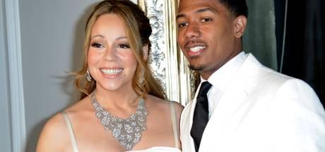 Mariah Carey met ex Nick Cannon gespot tijdens diner