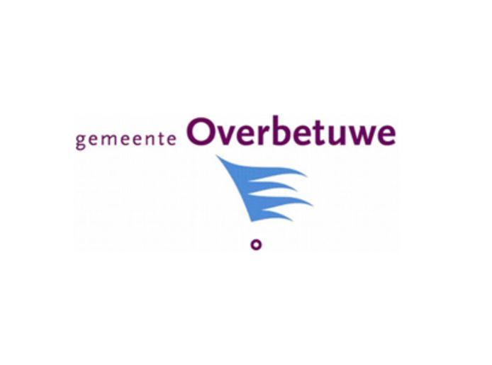 Het logo van de gemeente Overbetuwe.
