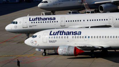 Lufthansa als eerste Europese maatschappij voorbij 140 miljoen reizigers