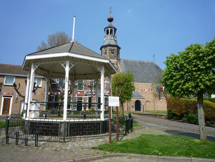Kattendijke is één van de dorpen die in 1970 bij Goes werden gevoegd.