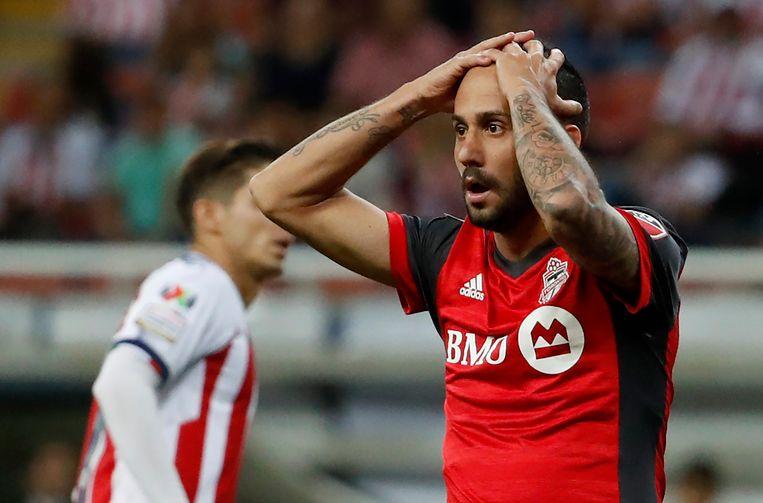Victor Vazquez speelde in een niet zo ver verleden nog voor Club Brugge.