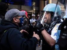 Dode bij protest tegen politiegeweld, Trump overweegt inzet leger