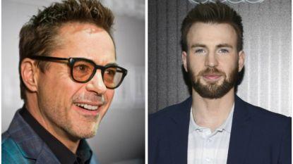 Robert Downey Jr. deelt emotionele boodschap na vertrek van 'Captain America' Chris Evans