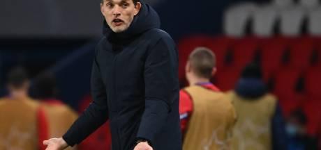 """Tuchel perd (encore) son calme après PSG-Leipzig: """"Posez cette question dans le vestiaire si vous avez les c..."""""""