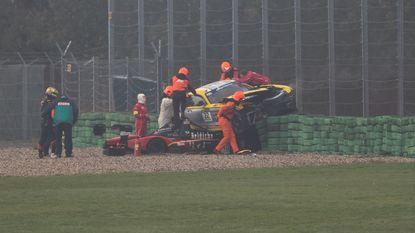 """Tom Boonen: """"Wat ik deed na crash? Weer in de auto kruipen, natuurlijk"""""""