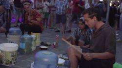 Monkeys Yeah: Mexicaanse drummers op de Gentse Feesten
