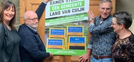 Inwoners Mill bundelen krachten om aansluiting bij Land van Cuijk voor elkaar te krijgen