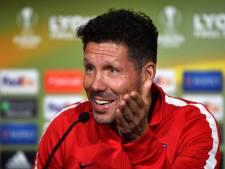 Diego Simeone: abonnement op Europese finales