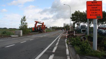 Sint-Rijkersstraat wordt een maand afgesloten