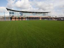 Extra velden, vooral kunstgras, op vijf sportparken