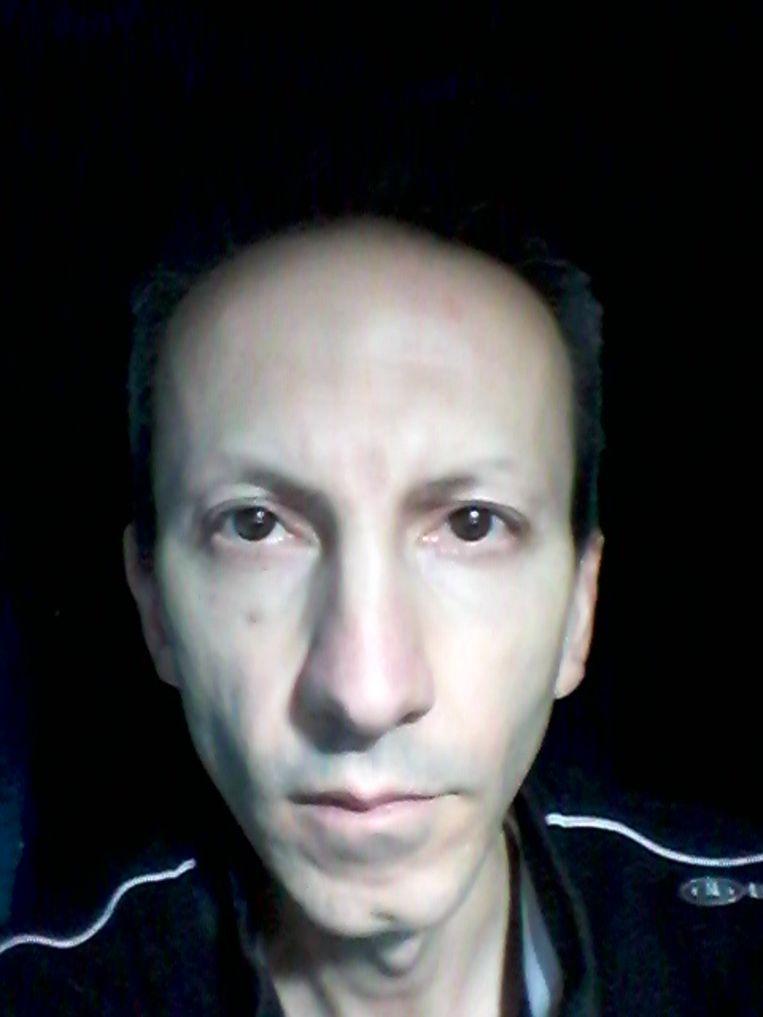 Ahmadreza Djalali twee jaar na zijn opsluiting.