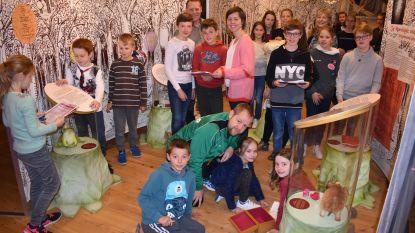 Boekenzolder in Egmontkasteel wordt sprookjesbos waar leerlingen in kunnen dwalen