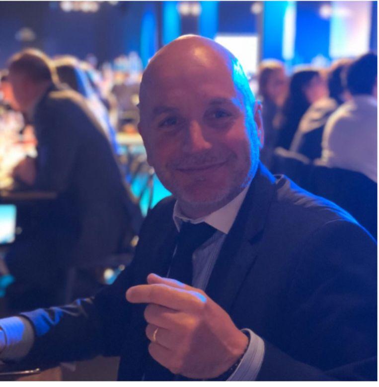 Jurgen Doise was 8 jaar lang directeur van het NH Hotel in Gent.