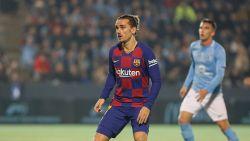 Griezmann redt Barça van gênante bekerkater tegen derdeklasser Ibiza, ook Real heeft weinig overschot